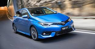 toyota corolla ascent sport price toyota corolla hatch pricing and specifications