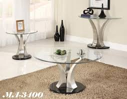 glass coffee and end tables montreal glass coffee table and glass end tables at mvqc