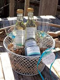 couples retreat welcome baskets weddings ideas from evermine