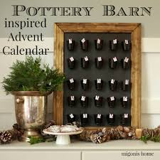 Pottery Barn Boston Ma Pottery Barn Inspired Advent Calendar Migonis Home