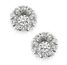 diamond earring jackets diamond earring diamond earring jackets the diamond guys