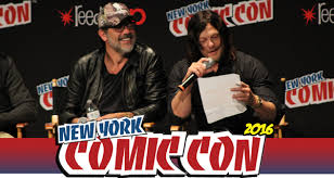 new walking dead cast 2016 nycc 2016 the walking dead panel with the cast creators