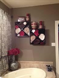 Bathroom Towel Rack Decorating Ideas Towel Rack Decorating Ideas