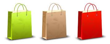 jumeira media shopping bags