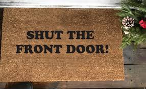 50 of the funniest doormats to greet your guests awesome stuff 365