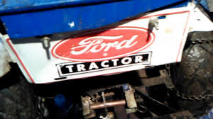 my old 1960 ford 120 garden tractor youtube