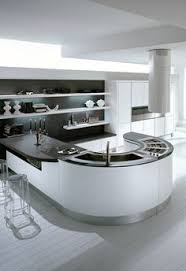 Curved Island Kitchen Designs Kitchens By Neff U2013 The Intelligent Kitchens Minimalisti Com
