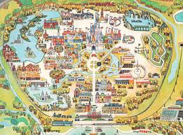 Disney World Google Map by Disneyworld Map Disney World Magic Kingdom Map Printable