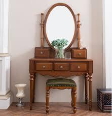 Oak Vanity Table With Drawers Oak Dressing Table With Mirror Oak Dressing Table With Mirror