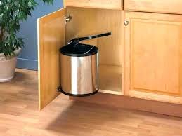 kitchen cabinet waste bins kitchen cabinet with trash bin caet caet caet kitchen cupboard waste