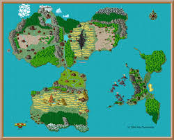 Fantasy Maps Fantasy World Map 1