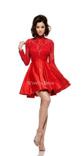 long sleeve high neck sequins cheap trendy cocktail dress