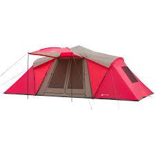 Instant Shade Awning Ozark Trail 21 U0027 X 10 U0027 3 Room Instant Tent With Awning Sleeps 12