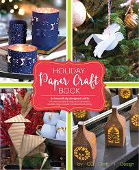 holiday paper crafts book by larimer craft u0026 design official