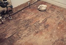 replacing a soggy rotten bathroom sub floor how to build a house