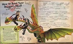 dreamworks dragons berk book richard hamilton