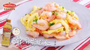 v黎ements cuisine cooking day day cook 日日煮烹飪短片 滑滑蛋蝦仁egg and shrimp