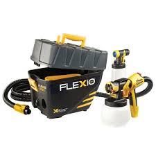 Best Hvlp Sprayer For Kitchen Cabinets by Wagner 0529021 Flexio 890 Hvlp Paint Sprayer Amazon Com