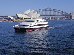 sydney harbor cruises morning sydney city tour with magistic harbour lunch or
