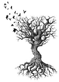 tribal tree designs tree tattoos designs ideas and meaning