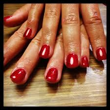 can you do gel over acrylic nails glamour nail salon