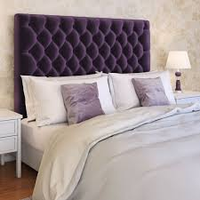 perfect purple king size headboard 73 with additional bed
