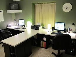 Desk Office Works Office Desk Two Sided Desk Home Office Officeworks Desk Modern