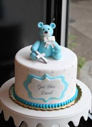baby bear christening cake whipped bakeshop