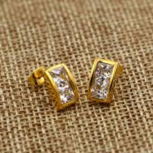 gold earrings tops discount gold earrings tops designs for women 2017 gold earrings