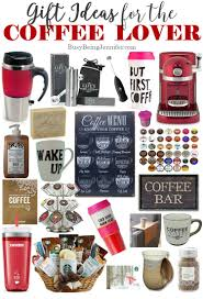 coffee gift basket ideas gift ideas for the coffee lover busy being