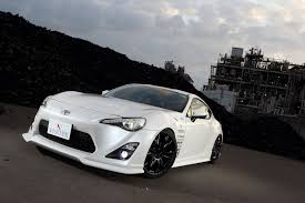 toyota frs car pasmag performance auto and sound vertex lip kit toyota 86