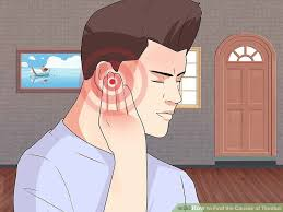 light headed and ears ringing how to find the causes of tinnitus 10 steps with pictures