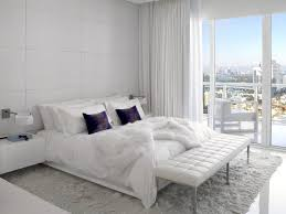 Modern Bedroom Interior Design by All White Bedroom Decorating Ideas Beautiful Guest Room With