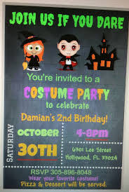 free halloween birthday invitations templates ideas invitations