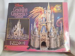 cinderella u0027s castle disney world 3d jigsaw puzzle 530 piece