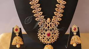one gram gold jewellery designs fashionworldhub