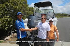 australia u0027s first 90hp yamaha sold by brisbane yamaha brisbane