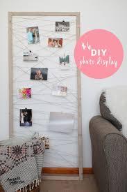 diy 6 photo display basement living rooms basements and display
