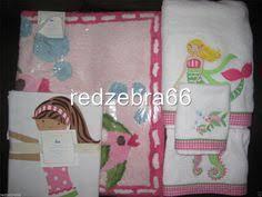 Pottery Barn Kids Mermaid Shower Curtain The Mermaid Shower Curtain Is So Adorable This Is For A Child U0027s