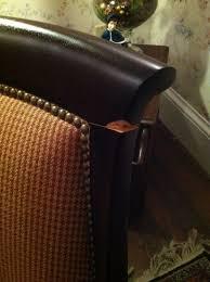 Thomasville Reclining Sofa by Thomasville Benjamin Leather Sofa Reviews Centerfieldbar Com