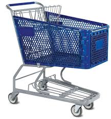 Cart Pictures Of Our Plastic Grocery Shopping Carts