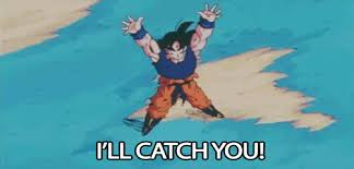 Funny Memes Gifs - dragonball z abridge gif find share on giphy