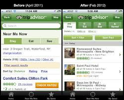Tripadvisor Map Tripadvisor Mobile Navigation Project Jannaweber
