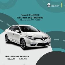 renault fluence 2018 renault malaysia home facebook