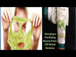 Masker Himalaya himalaya purifying neem peel mask review stay beautiful with