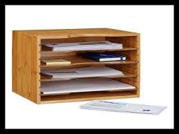 trieur papier bureau trieur de bureau créatif bureau trieur vertical bureau