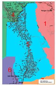 Utah Zip Code Map by Utah Legislature