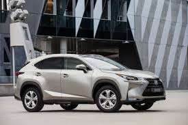 lexus nx vs rx review lexus nx 200t review and first drive