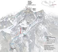 Porter Airlines Route Map by Everest Expedition Everest Region Expedition Great Nepal Treks