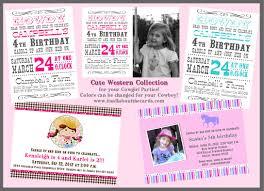 cowgirl birthday invitation wording alanarasbach com